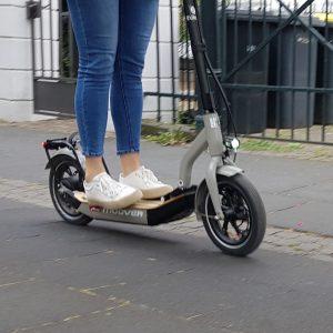 Metz Moover E-Scooter gebraucht günstig