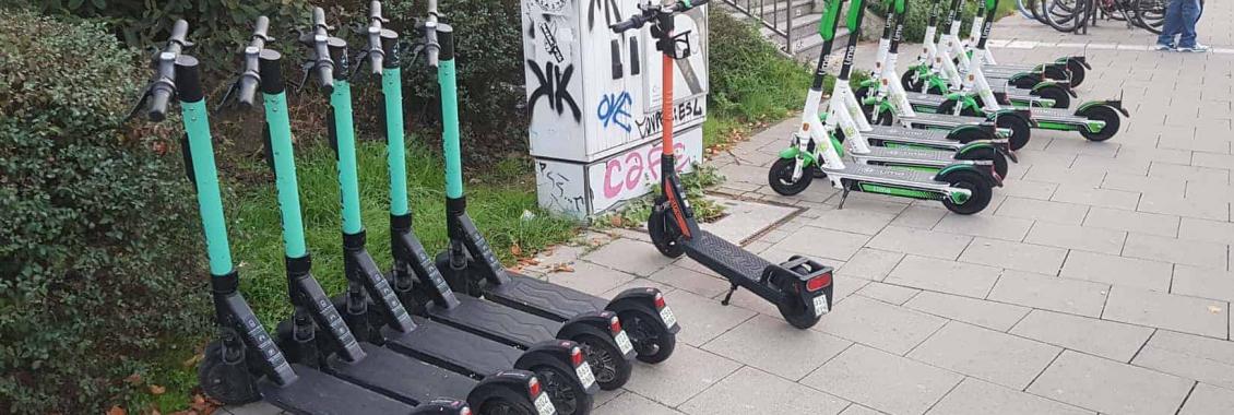 E-Scooter leihen oder kaufen? Was ist billiger?